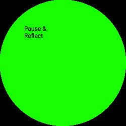 Pause & Reflect